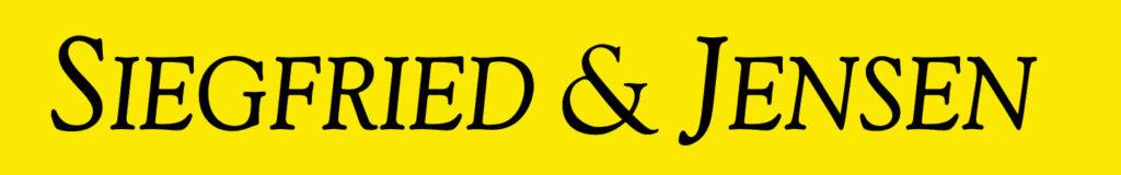 Siegfried & Jensen Logo